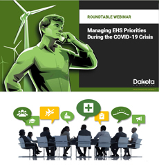 Managing EHS Priorities During the COVID-19 Crisis