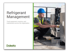 Refrigerant Management