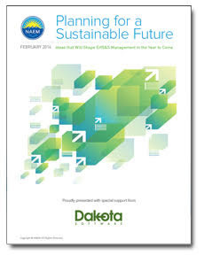 NAEM Research Report: 2016 Planning for a Sustainable Future
