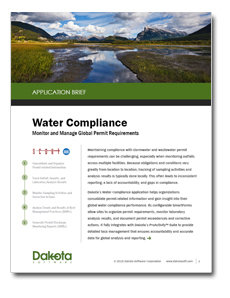 Water Compliance