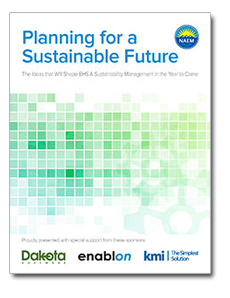 NAEM Research Report: Planning for a Sustainable Future