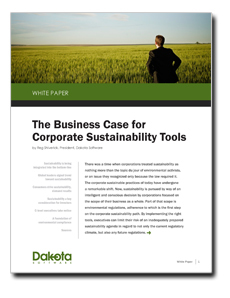 The Business Case for Corporate Sustainability Tools